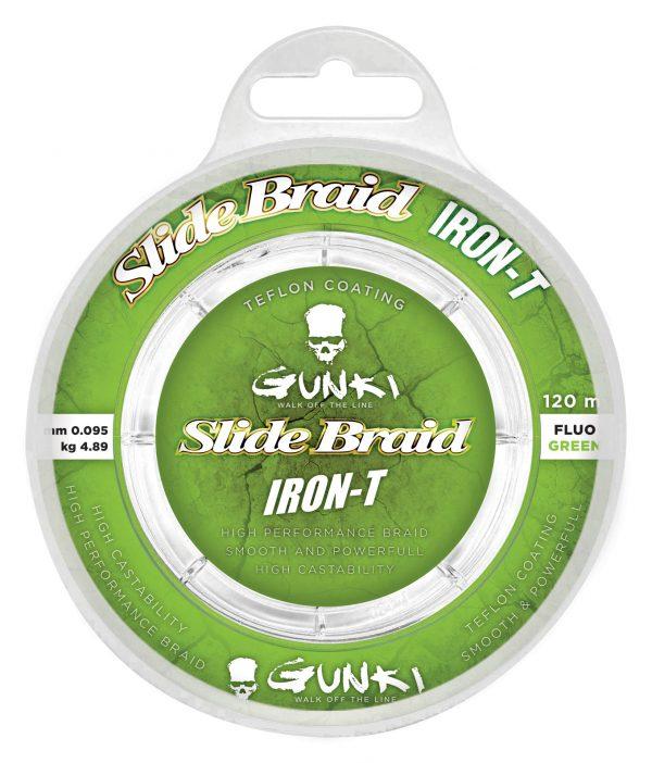 Gunki Slide Braid Iron-T