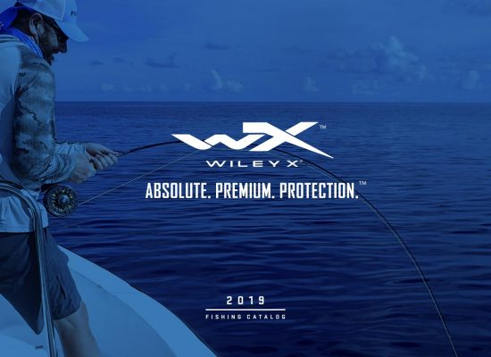 2019 Wiley X Fishing Catalogue