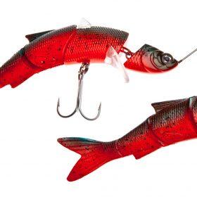 WAKE SOFT JIGWOBBLER - CRAW FISH 28g/12cm