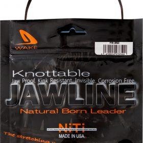 Wake Jawline 8ft - 100lb