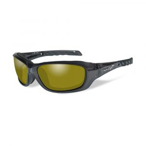 Gravity polarized yellow