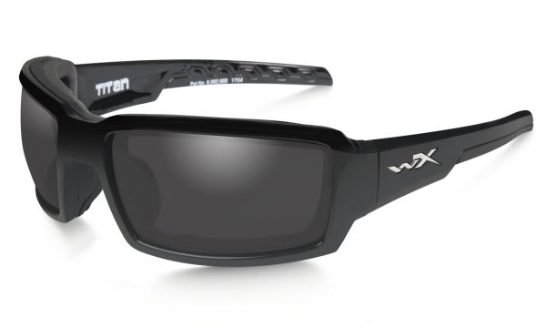 TITAN Polarized Smoke Grey