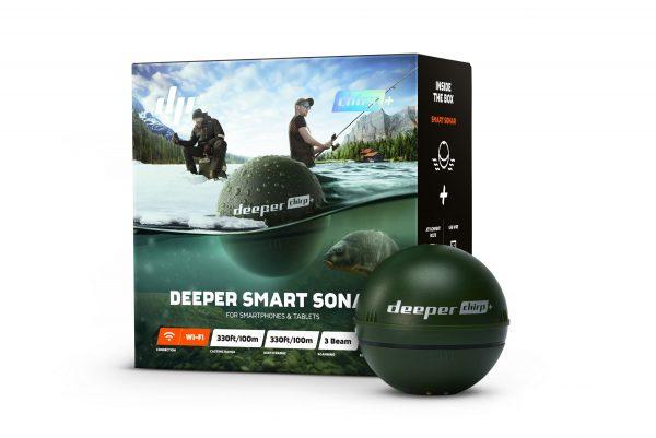 Deeper Smart Sonar CHIRP+ pakkaus