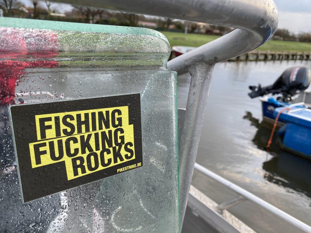 hauenkalastus rügenissä on kovaa puuhaa