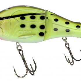 SCUNNER 135 S TWIN YELLOW FROG