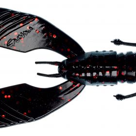 BOOGIE CRAW 90 BLACK RED FLAKE