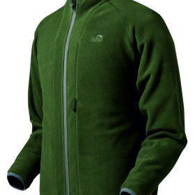 Shinogi Windpro Fleece Jacket (Rosin green) L
