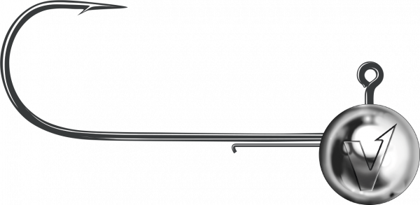 Dragon V-Point Aggressor Jigipaa 2/0 - 3kpl/pss