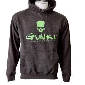 GUNKI DARK SMOKE HOODIE T. XXL