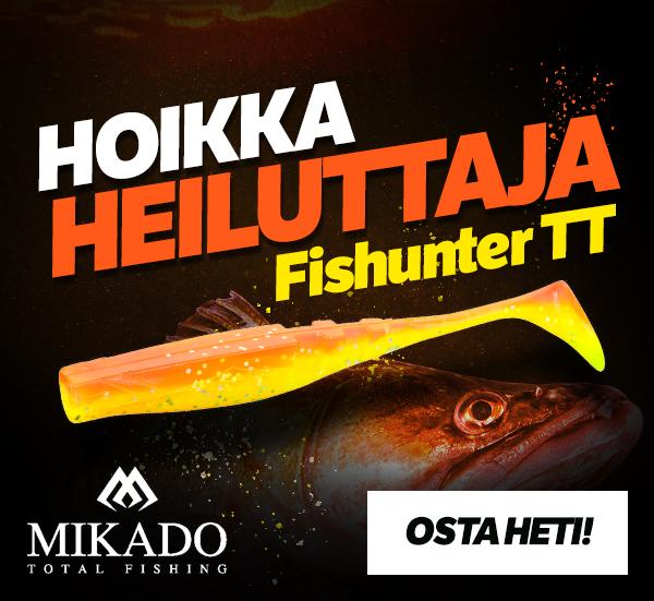 Osta hoikka heiluttaja Mikado Fishunter TT